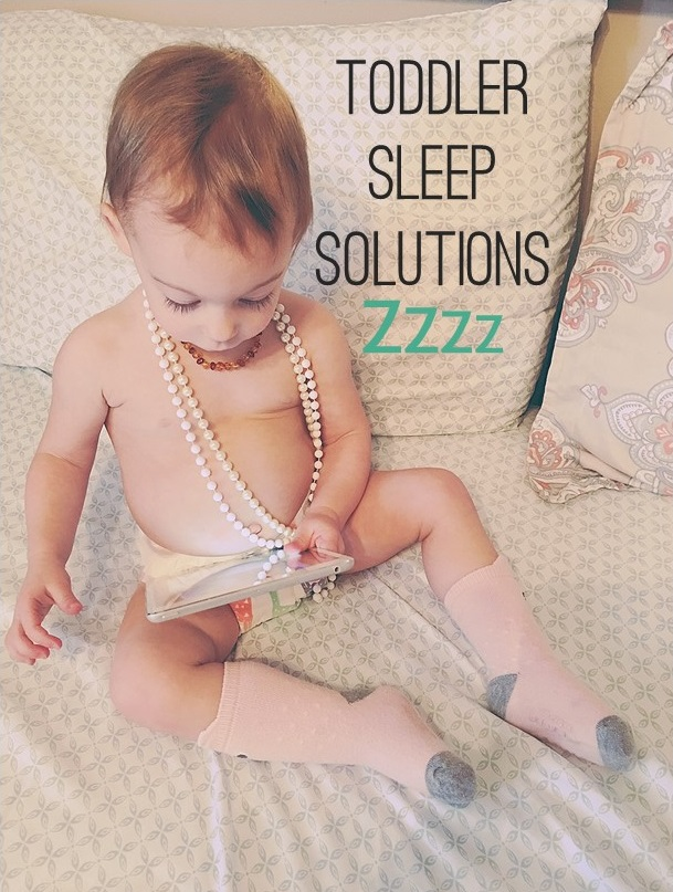 Toddler Sleep Solutions