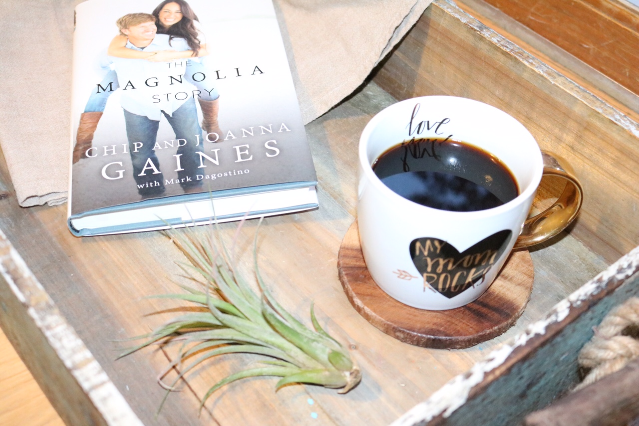 The Magnolia Story about Chip and Joanna Gaines Review by SUGAR MAPLE notes book club