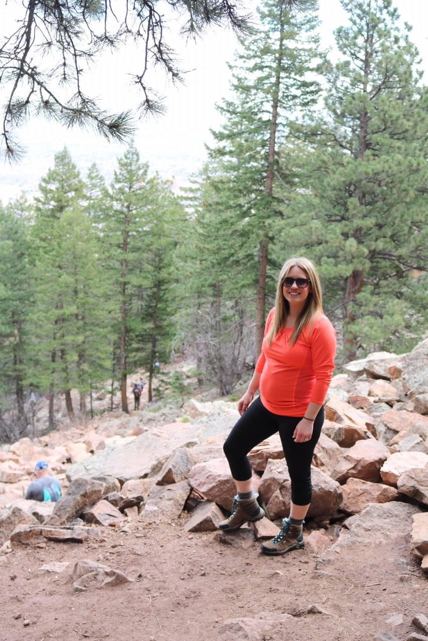 Supportive Maternity Activewear Apparel by Mumberry - Flatirons in Colorado