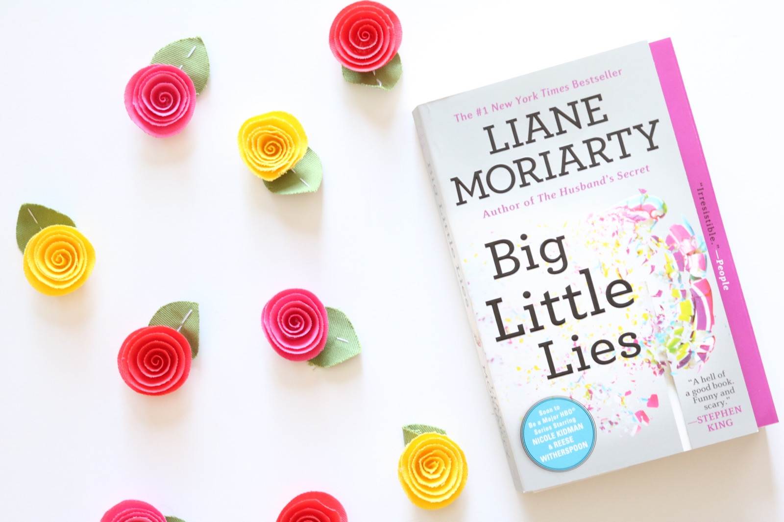 Big Little Lies - SUGAR MAPLE book club Review - Join the book club!