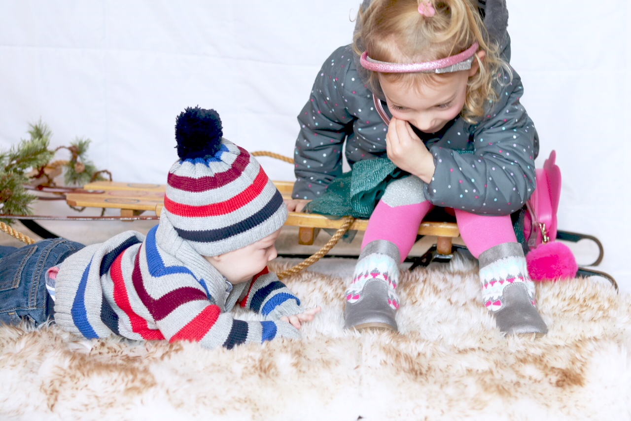 Holiday Traditions - THE BEST TIME TO BE A KID with Gymboree