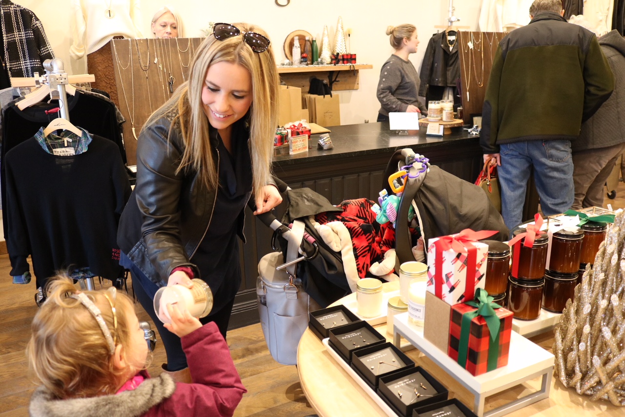 Last Minute Holiday Shopping at Hilldale - Gifts at Hilldale Twigs