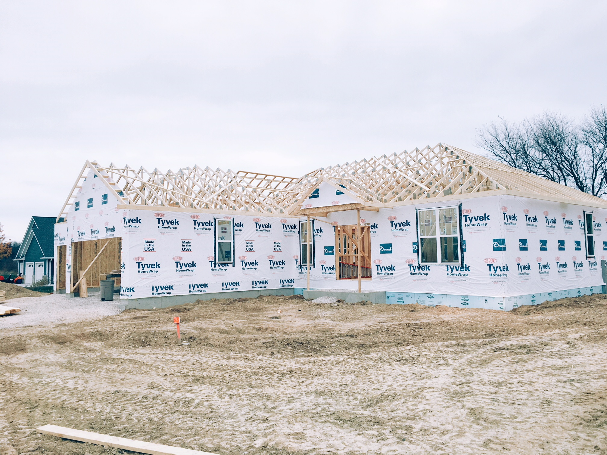 What to expect when building a new home. - Wisconsin Lifestyle Blogger -